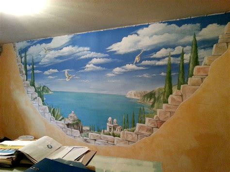 Mediterrane Bilder Gemalt by Mediterrane Malereien Mit Toskanalandschaften Und Adriamotiven