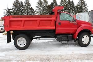 Ford F650 Dump Truck Ford F650 Diesel Dump Truck Michigan Sales Marquette 000
