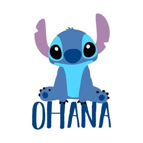 stitches ohana stitch ohana lilo and stitch mug teepublic