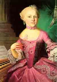 biography of maria anna mozart child abuse in the mozart family
