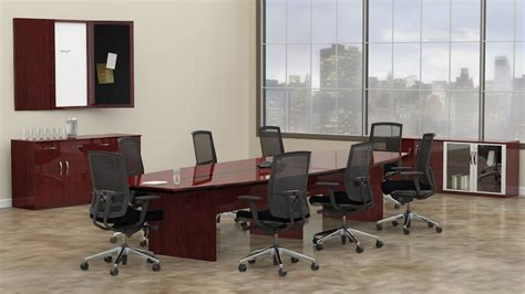 mayline corsica conference table mayline safco corsica office furniture enhance
