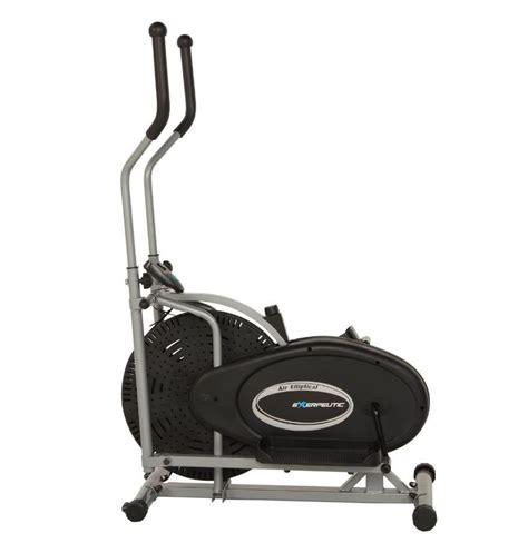 Compact Home Cardio Equipment Elliptical Exercise Equipment Bike Machine Home Fitness