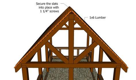 pavillon 6x4 construirea unui foisor pas cu pas pentru momente unice