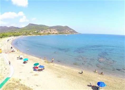 porto corallo villaputzu spiaggia porto corallo di villaputzu qspiagge