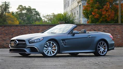 Mercedes Amg Sl65 by 2017 Mercedes Amg Sl65 Review Because Someone Will Buy It