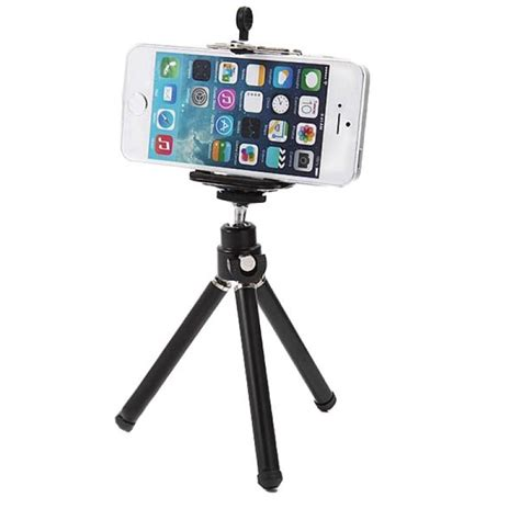 Tripod Holder buy adjustable portable tripod stand holder for iphone cellphone bazaargadgets