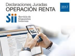 declaraciones juradas renta 2016 publicado suplemento de declaraciones juradas de renta 2017