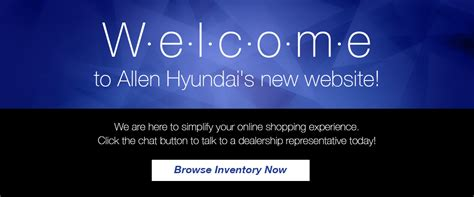 Allen Hyundai Gulfport Ms by Allen Hyundai Hyundai Dealer In Gulfport Ms Serving