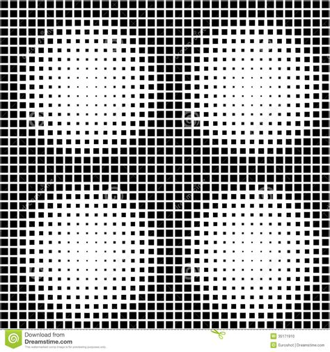 seamless halftone pattern halftone abstract geometric vector seamless pattern stock