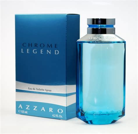 Parfum Legend azzaro chrome legend 125 ml eau de toilette parfum outlet ch