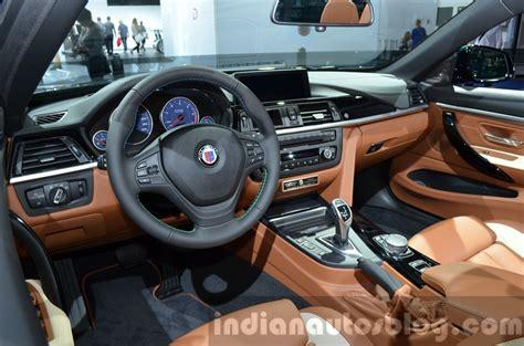 Alpina B3 Interior by Bmw Alpina D4 Biturbo Interior Dashboard Steering Wheel At