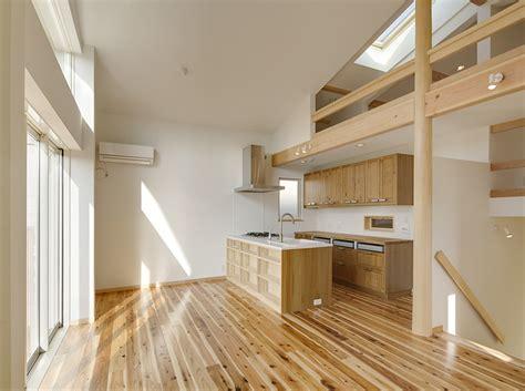 Livingroom Restaurant skip floor yuri design