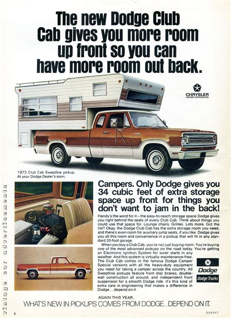 Curbside Classic: 1974 Dodge Club Cab ? Another Dodge