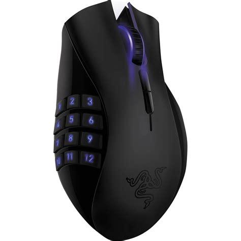 Mouse Razer Naga Epic Razer Naga Epic Elite Mmo Gaming Mouse Rz01 00510100 R3u1 B H