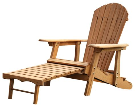 reclining chair with ottoman outdoor shop houzz fastfurnishings outdoor adirondack chair