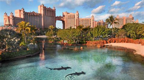 hotel atlantis bahamas breathtaking earth paradise travel all together