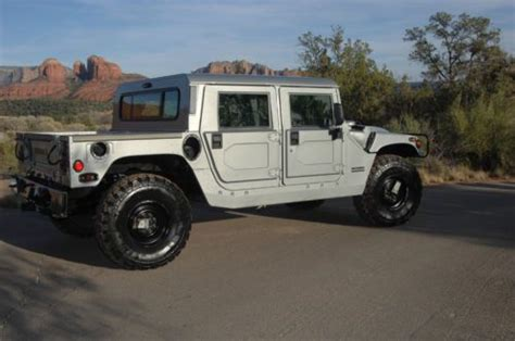 how to sell used cars 1999 hummer h1 transmission control sell used 1999 h1 4dr hrdtop gray low mileage ctis garaged all service records in sedona