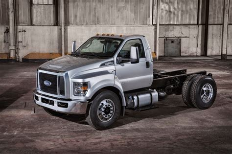 truck ford 2016 ford f 650 f 750 trucks unveiled autoevolution