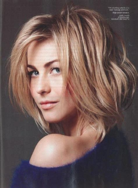 Get A Hair Makeover At Instylecom by Instyle Makeover Julianne Hough Hair Cut Color Ideas