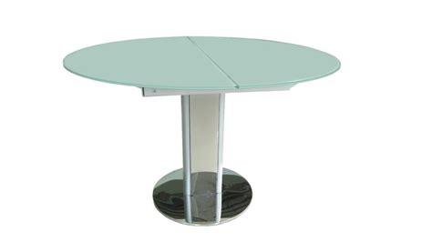 Supérieur Table Salle A Manger Ronde En Verre #4: table-verre-rallonge-pied-acier-inoxidable-1-damasia-mobiliermoss-3-xl.jpg