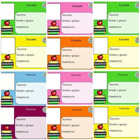 imagenes de formatos escolares credenciales escolares formato anexo 7 formato de