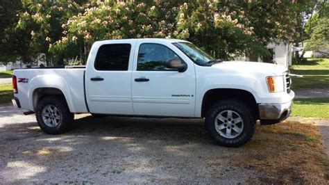 how make cars 2007 gmc sierra 1500 security system buy used 2007 gmc sierra 1500 classic sle crew cab pickup 4 door 5 3l in salem illinois united