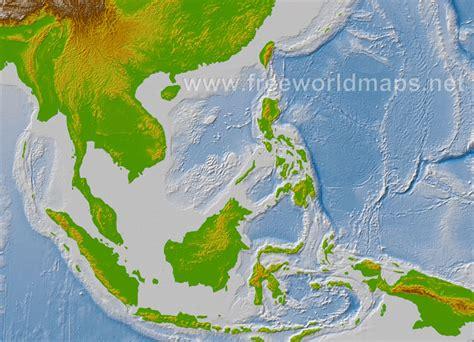 se asia physical map siamese cyberaquarium types of plakatthai