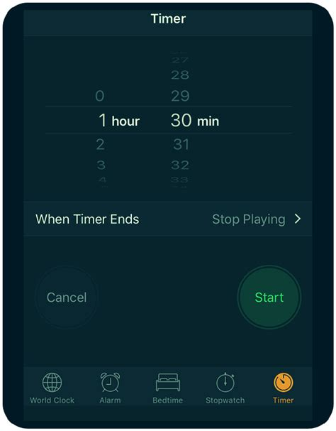 timer for iphone iphone sleep timer how to turn apps automatically
