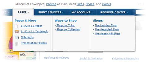 webpage pattern javascript mega menus the next web design trend sitepoint