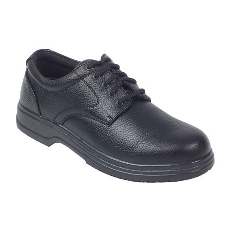 wide oxford shoes deer stags times black size 15 wide plain toe oxford shoe