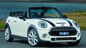 Mini Cooper S Auto 2016 Mini Cooper S Convertible Review Road Test Carsguide