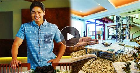 coco martin house must see take a peek at the beautiful house of coco martin