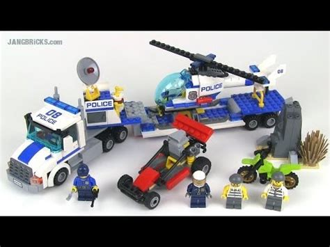Lego 60049 City Helicopter Transporter lego city helicopter transport set 60049 review