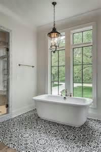 Mediterranean Bathroom Ideas white and black mediterranean bathroom ideas