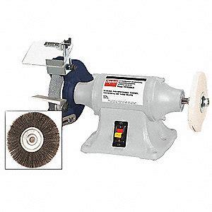 bench grinder and buffer dayton bench grinder buffer 8 quot wheel dia 16w006 16w006 grainger