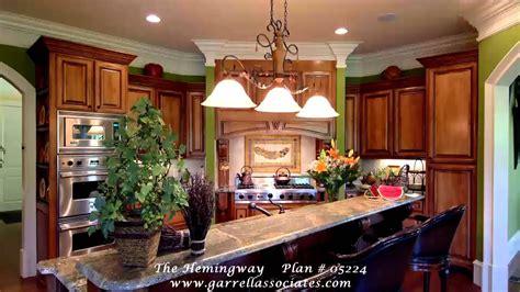 hemingway house plan part   garrell associates