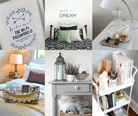 ideas for room decorations guest room decorating ideas poptalk