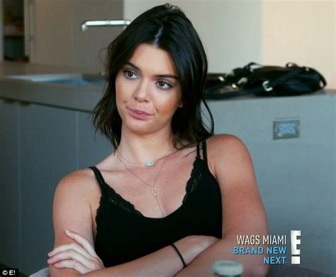 kendall jenner says she s sticking with sister kim s no kendall jenner says she is not jealous of kylie and is a
