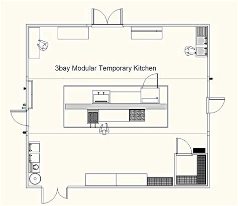 Kitchen Design Layout Sles | secondhand portable buildings catering trailers and