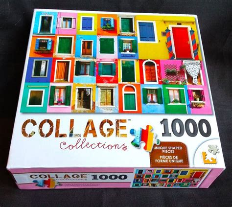 colorful doors jigsaw puzzle puzzlewarehouse com 30 best images about jigsaw puzzles galore on pinterest
