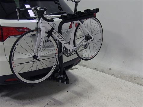 acura rdx pro series eclipse 4 bike rack for 2 quot hitches