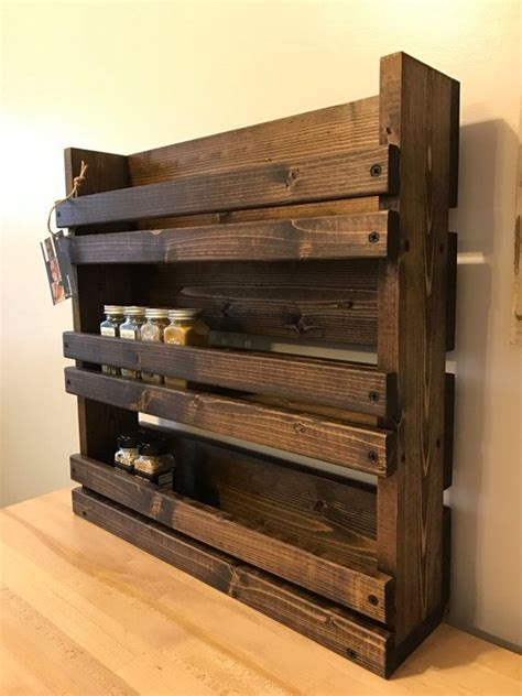 kitchen spice rack ideas best 25 spice racks ideas on kitchen spice