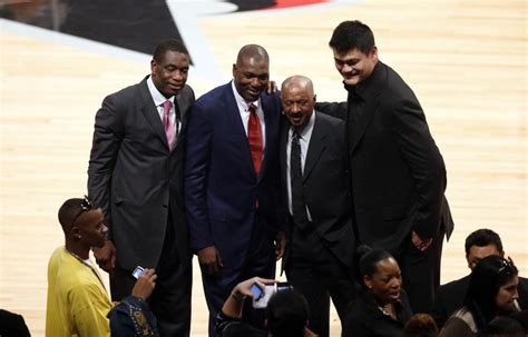hakeem olajuwon house hakeem olajuwon selected first overall 30 years ago today