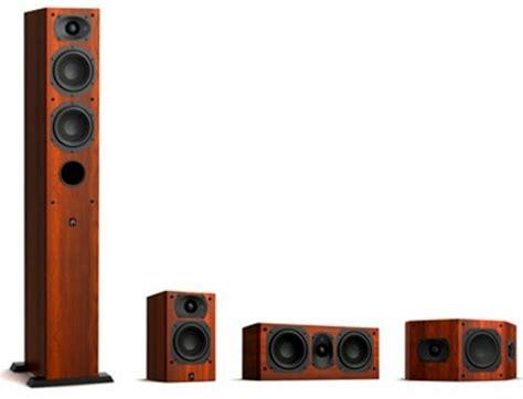 aperion audio intimus    home theater speakers
