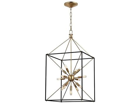 Industrial Chic Chandelier Hudson Valley Lighting Glendale Chic Vintage Industrial 13 Light 20 Wide Chandelier 8920