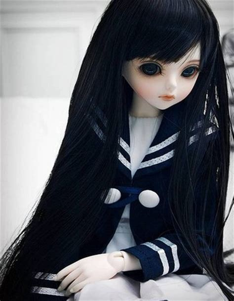 black doll hair dolls lover black hair doll
