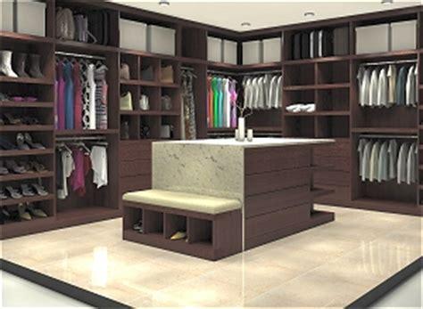 vestidor con isla vestidores a medida fabrica de vestidores en zona norte de