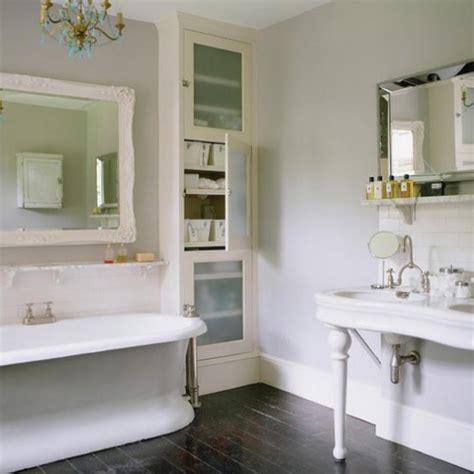 Classic White Bathroom Design And Ideas White Classic Bathroom Bathroom Designs Bathroom Storage Housetohome Co Uk