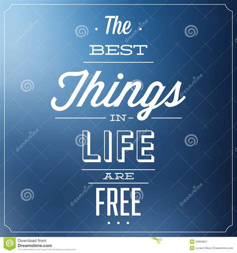 design is a lifestyle quote typographic background design stock vector image
