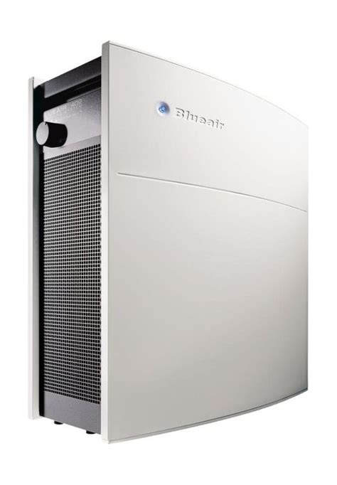blueair 403 classic hepasilent air purifier with particle filter 365 sqf room grey xcite